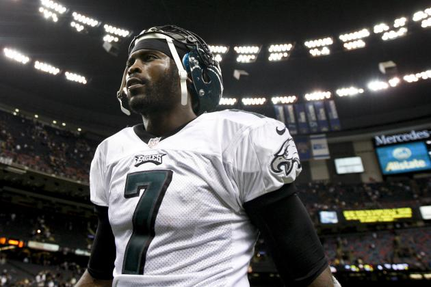 Could Mike Vick Request a Trade After Rollercoaster 2012 Season?