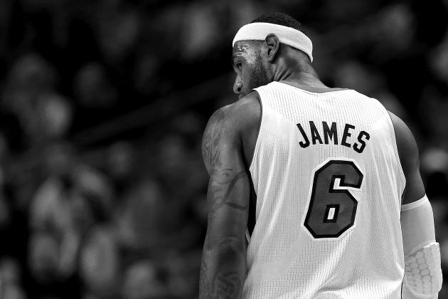 Will LeBron James Fail to Live Up to Expectations After Historic Year?