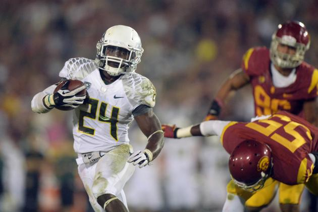 Heisman Race 2012: Top 5 Heisman Contenders Through Week 10
