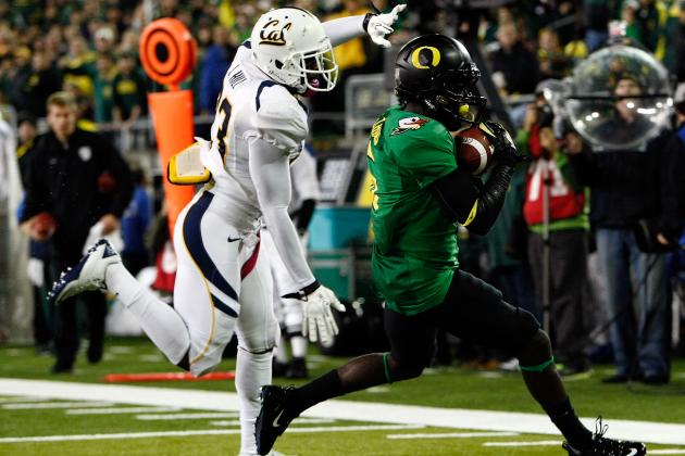 Oregon vs. California: TV Schedule, Live Stream, Radio, Game Time and More