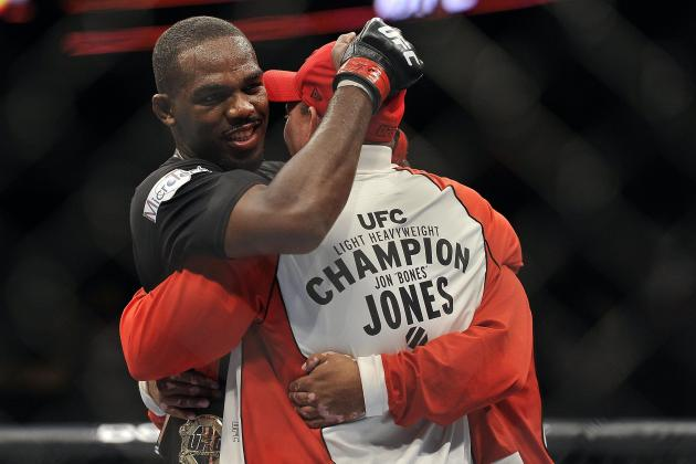 UFC Champion Jon Jones: 'I Want to Be a Record Holder in Everything'