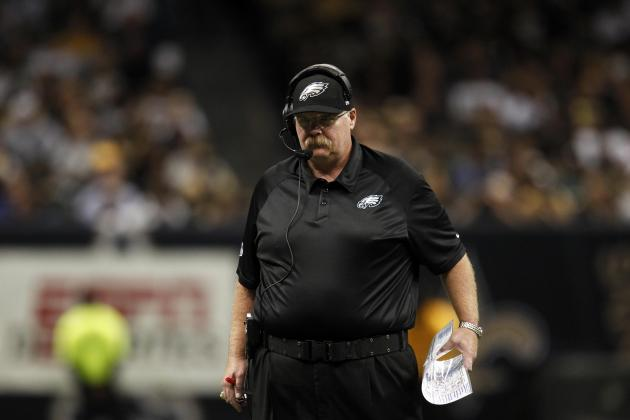 Philadelphia Eagles: Loss to New Orleans Assures Andy Reid's Dismissal