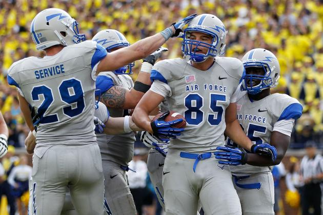 Air Force vs San Diego State: TV Schedule, Live Stream, Game Time and More