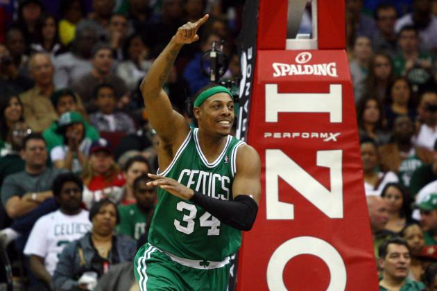 Should Paul Pierce Finish His Legendary Career with Boston Celtics?