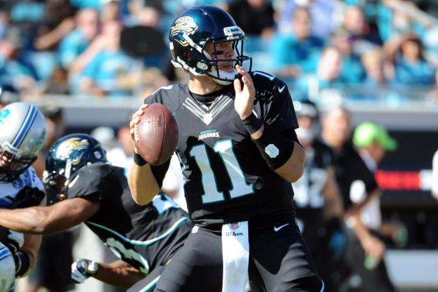 Blaine Gabbert's Shining Moment a Mirage and Other AFC South Must-Reads