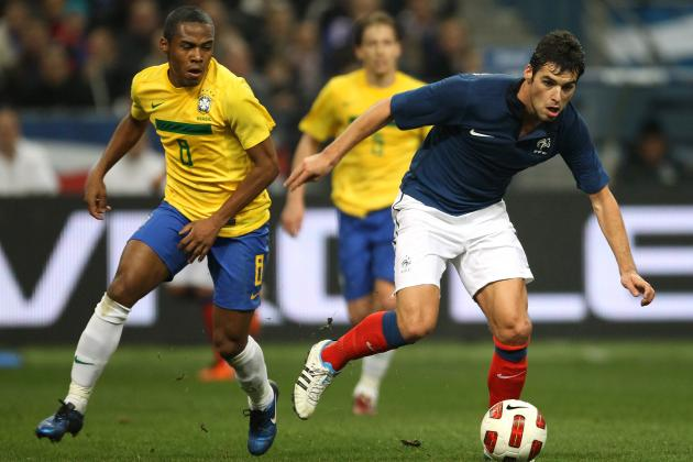Arsenal Transfer News: Arsenal Reportedly Interested in Yoann Gourcuff
