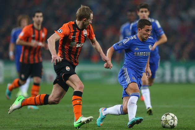 Chelsea vs. Shakhtar Donetsk: Date, Time, Live Stream, TV Info and Preview