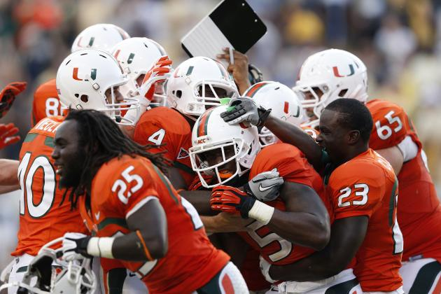 Miami Football: What Would You Do Regarding the Upcoming Bowl Decisions?