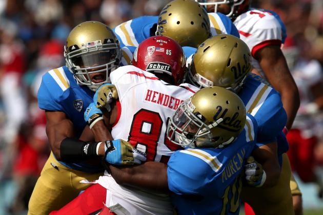 UCLA vs. Washington State: TV Schedule, Live Stream, Radio, Game Time and More