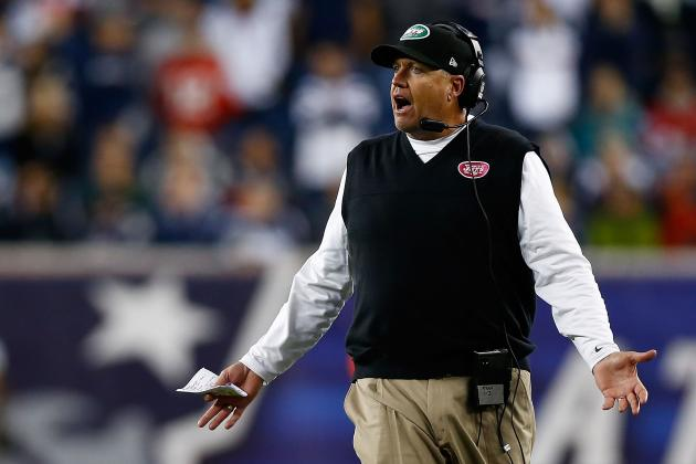 Jets HC Rex Ryan Voted NFL's Most Overrated Head Coach and Other AFC East News