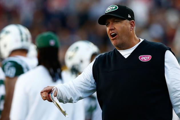 New York Jets: Meaning of the Word Overrated Is Broken When It Comes to Rex Ryan