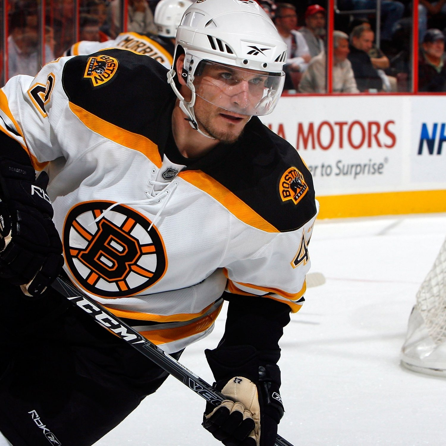 Boston Bruins: Will The 2012-13 Season Be Trent Whitfield