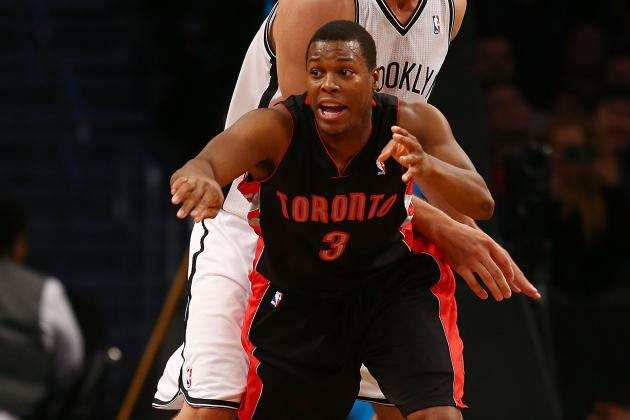 Grange on Raptors: Raps Embrace Lowry, Forget Nash