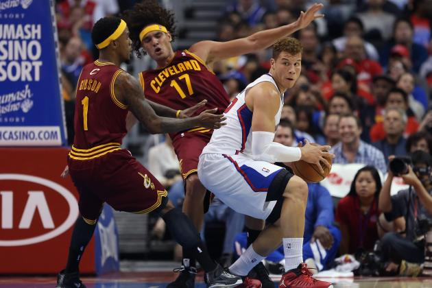 Blake Griffin's Elbow Injury Will Prevent L.A. Clippers from Title Contention