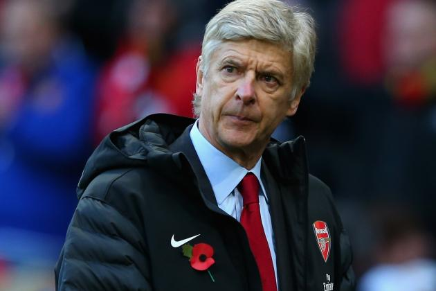 Arsene Wenger Denies Freezing out Theo Walcott over Contract