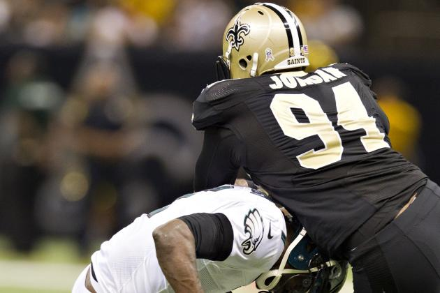 Saints Defense Steps Up