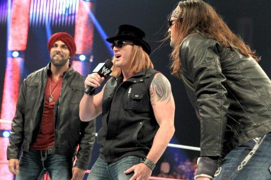 3MB: Why Heath Slater and His Band Will Be Successful in WWE
