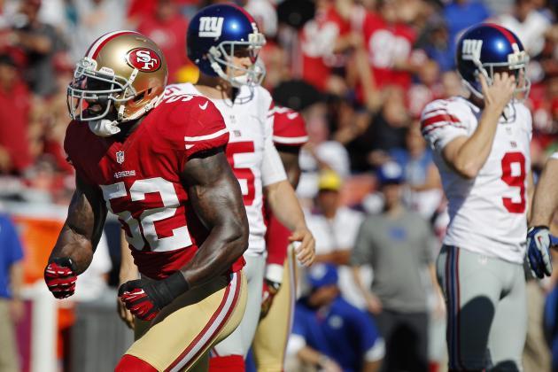 2012 Fantasy Football Team Defense Rankings: NFL Week 10