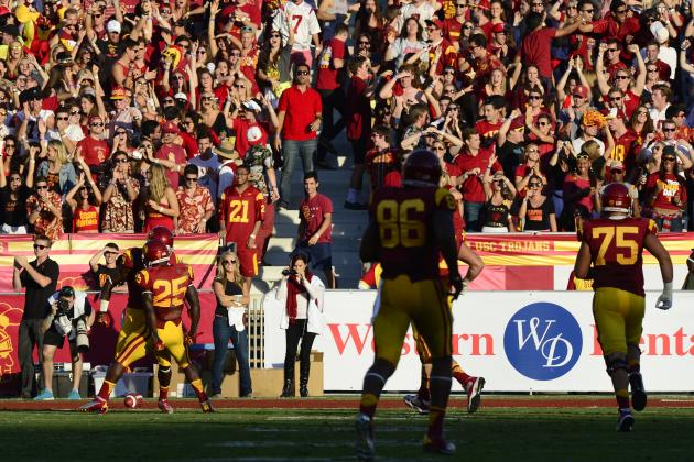 USC Football: Best and Worst-Case Scenarios for Trojans as Season Wraps Up