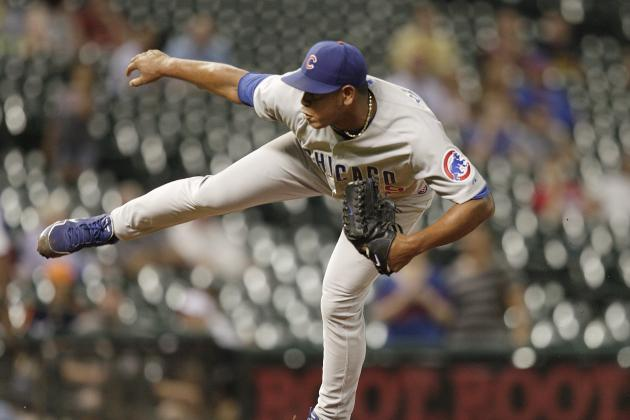 Carlos Marmol Misstep Caps Tough Week for Chicago Cubs