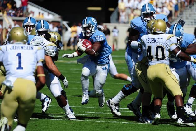 Tar Heels Happy to Have Extra Time