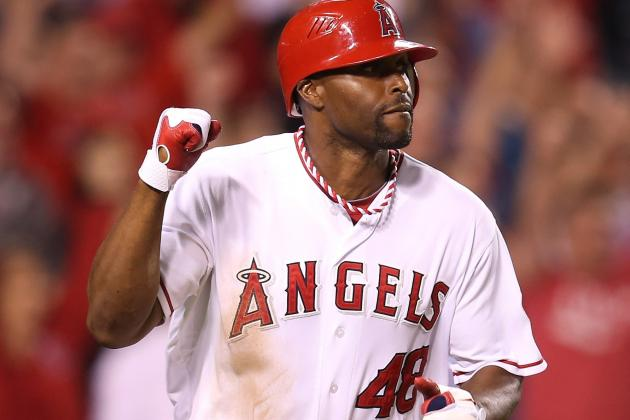 Red Sox Rumors: Torii Hunter Reportedly Drawing Interest from Boston
