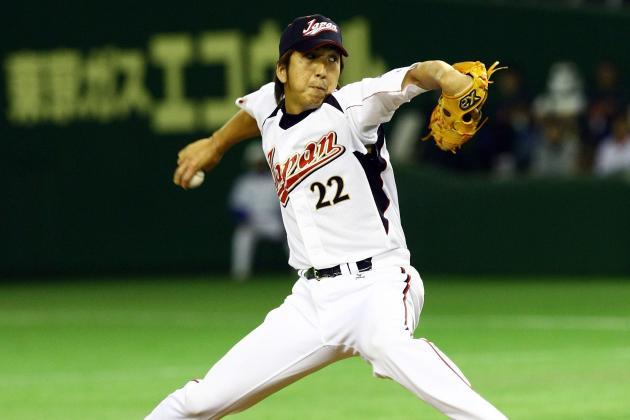 Japanese Reliever Kyuji Fujikawa on Rangers Radar
