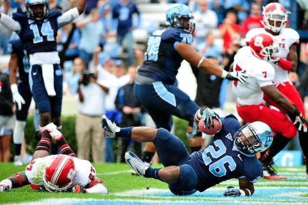 UNC RB Giovani Bernard on the NFL Draft: I Don't Think About It at All