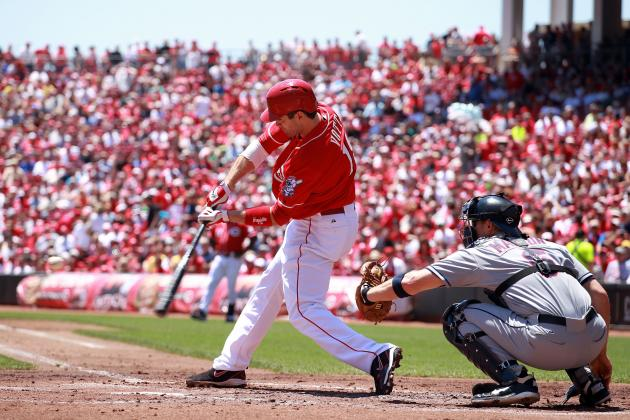 Cincinnati Reds: Is Joey Votto the Best First Baseman in Baseball?
