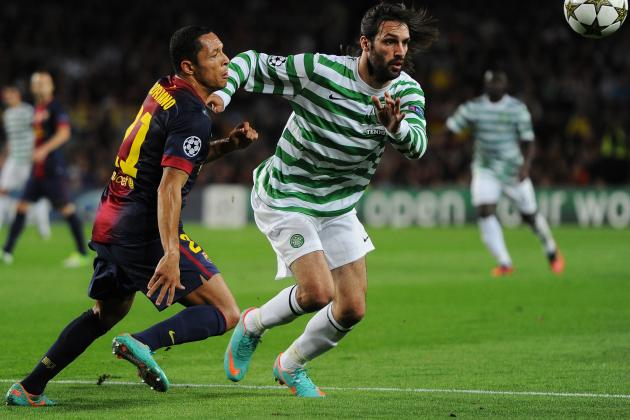 UEFA Champions League: Can Celtic Go One Better Against Barcelona?