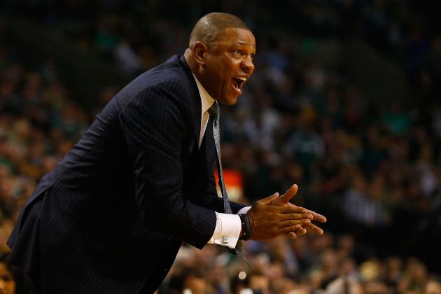 Doc Rivers Seeking Sense of Urgency from Celtics