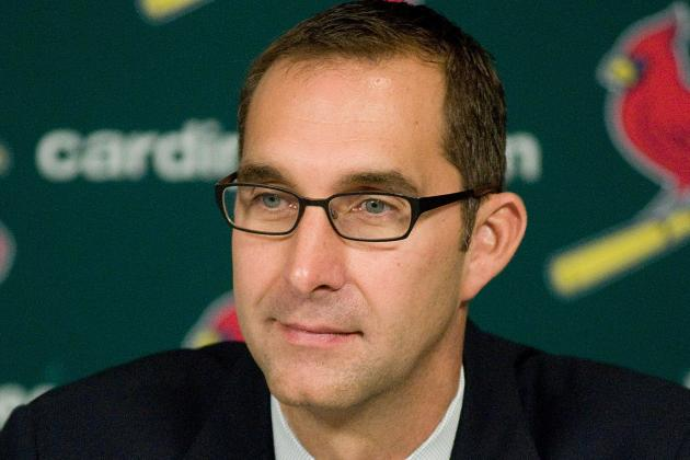 Mozeliak Has Done Stellar Job as GM