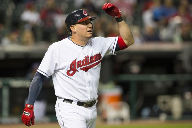 Should the Indians Consider Trading Asdrubal Cabrera?