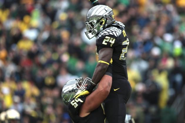 Why It's Time to Start Treating Oregon as the No. 1 Team, Not Alabama