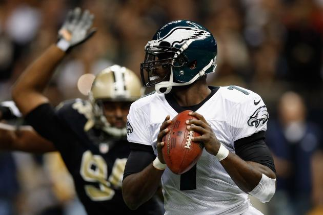 Michael Vick's Brother Has Twitter Breakdown, Eagles Season Destroys Sanity