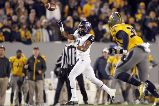 West Virginia Coach Dana Holgorsen on TCU's Defense: 'They Whipped Us Up Front'