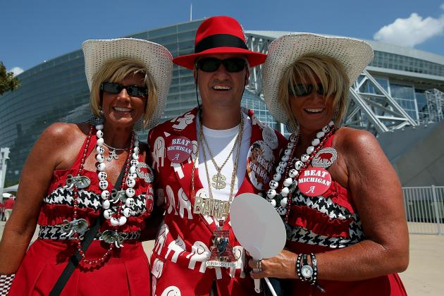 Alabama Football: Is BCS Championship Game Travel Package Premature?