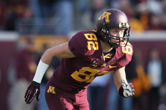 Gophers Football: Barker's Absence Left Hole in Offense
