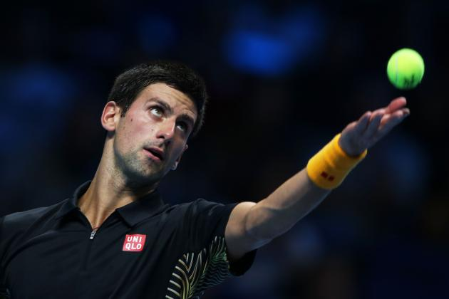 ATP World Tour Finals 2012 Schedule: When and Where to Watch Day 3 Action
