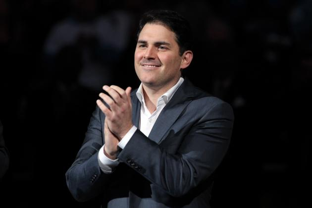 Jason Levien on Potential Organizational Changes and Facing the Luxury Tax