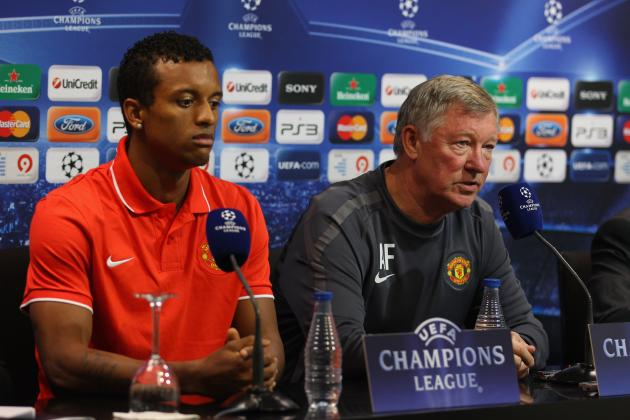 Alex Ferguson Row Spells End for Nani at Manchester United