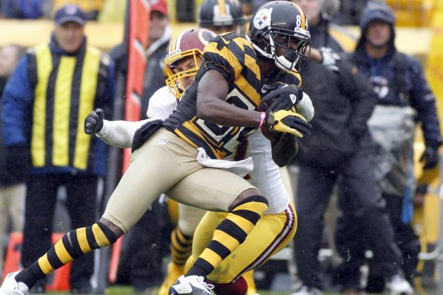 Tomlin: Brown Unlikely to Play for Steelers on Monday