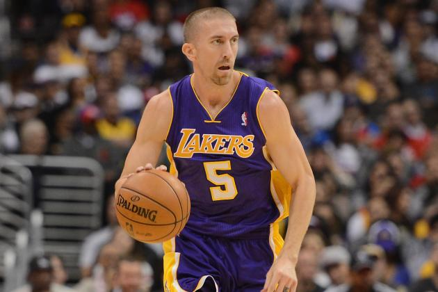 Steve Blake Fined $25K for Outburst at Fan