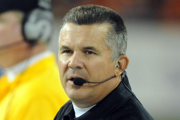 ASU Football Coach Todd Graham Questions Play-Calling