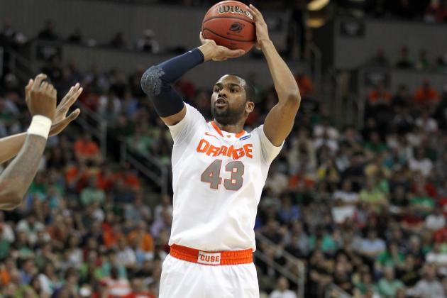 Matchup Nightmare: How Syracuse Will Use 6'8″ James Southerland at Guard