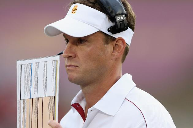 Lane Kiffin Deserves Most of Blame for USC's Disappointing Season