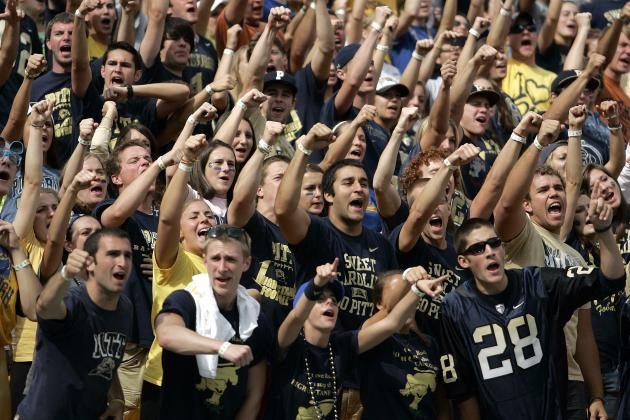 Pitt Football Showing Signs of Progress