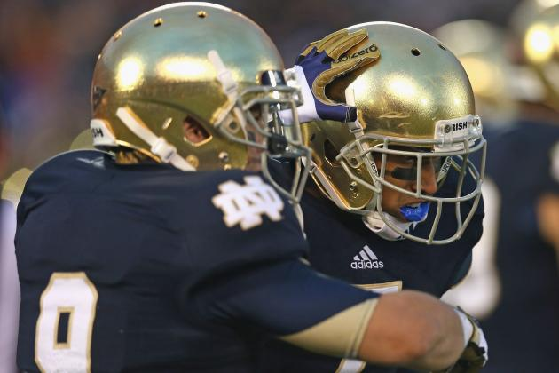 Notre Dame vs Boston College: Why BC Is Perfect Poison for Irish BCS Title Hopes