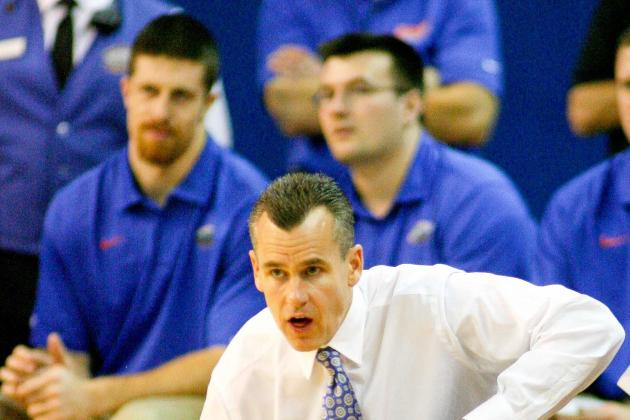No. 10 Florida Pulls Away  from UNK in Second Half of Win