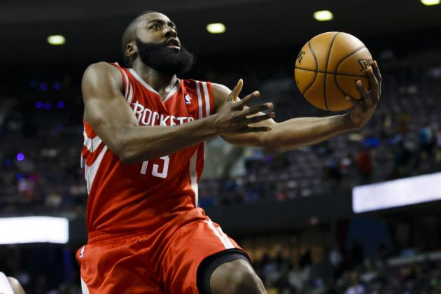 Breaking Down Why James Harden's Ascension to Stardom Is Here to Stay